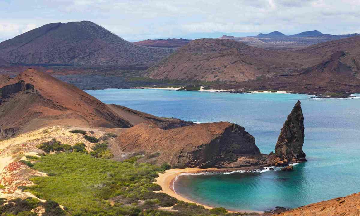 Galapagos islands, Equador (Shutterstock)