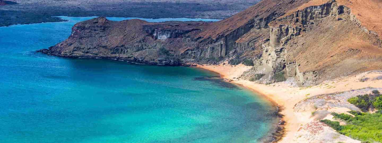 Bartolome Island in the Galapagos Islands, Ecuador (Shutterstock)