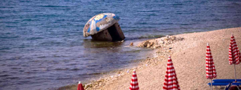 Albanian bunker (Ze.Valdi)