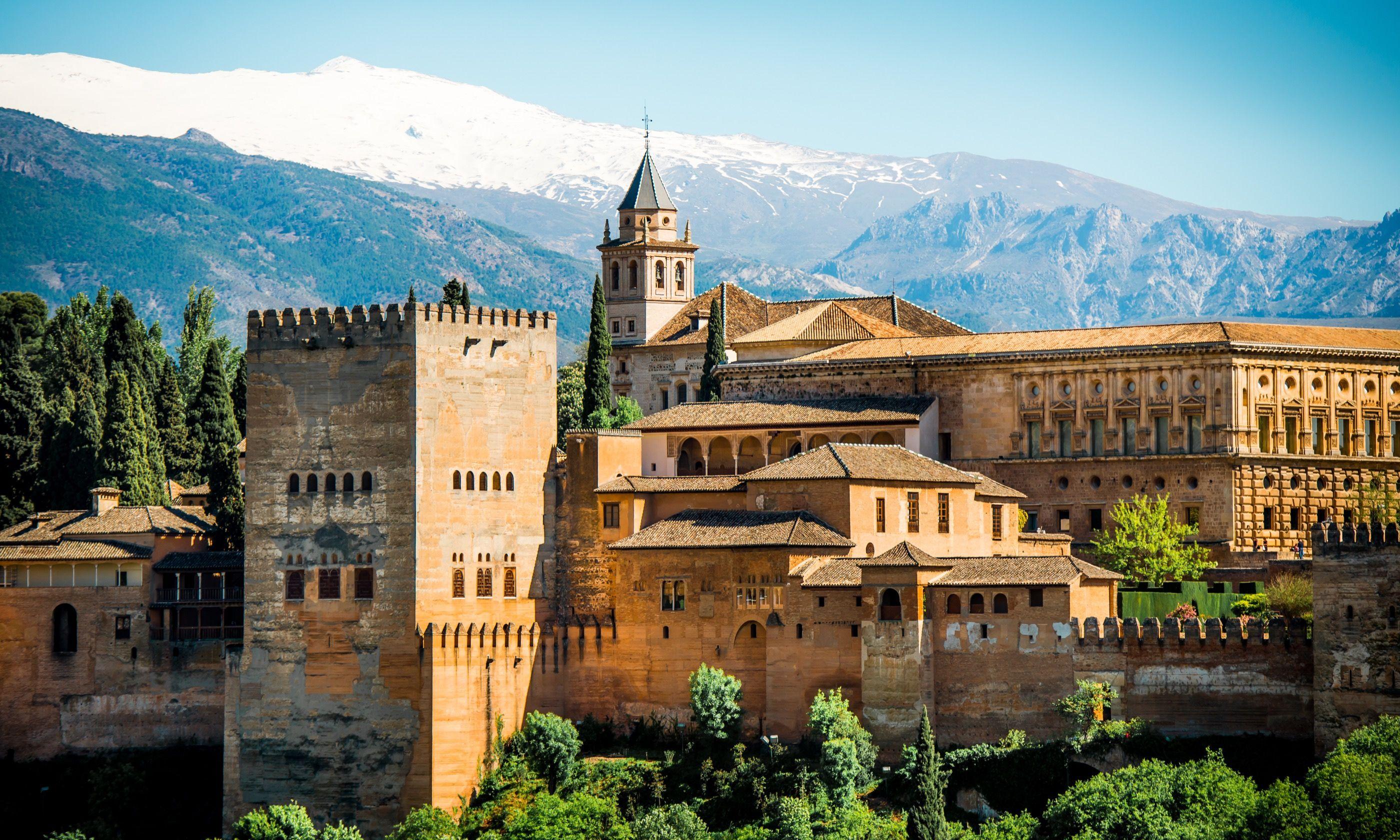 The Alhambra (Shutterstock.com)