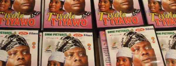 Nollywood DVDs (Marie Javins)