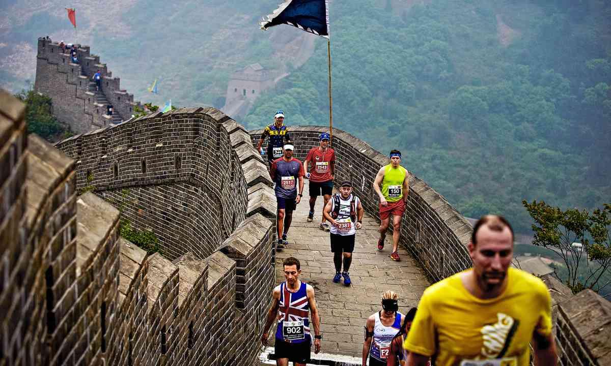 Running the Great Wall (greatwallmarathon.com)