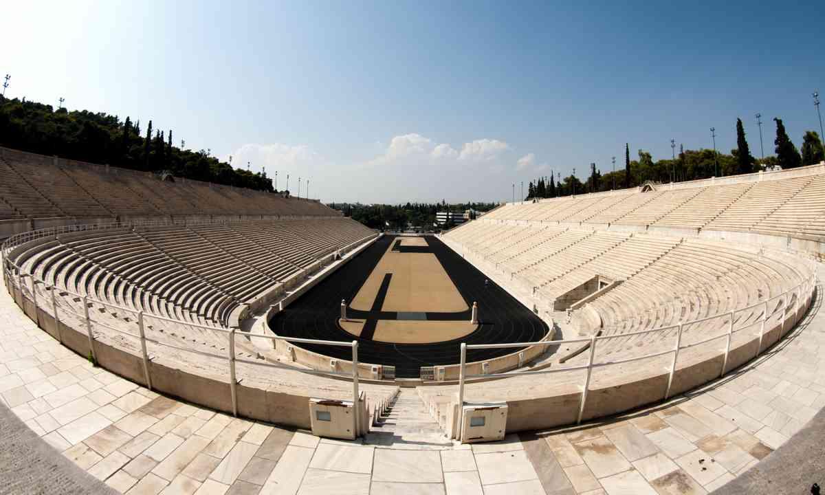 Panathinaiko Stadium, Athens (Dreamstime)