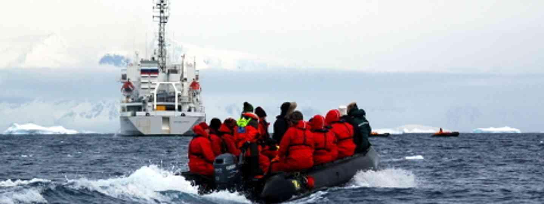 Heading to Antarctica (Karen Bowerman)