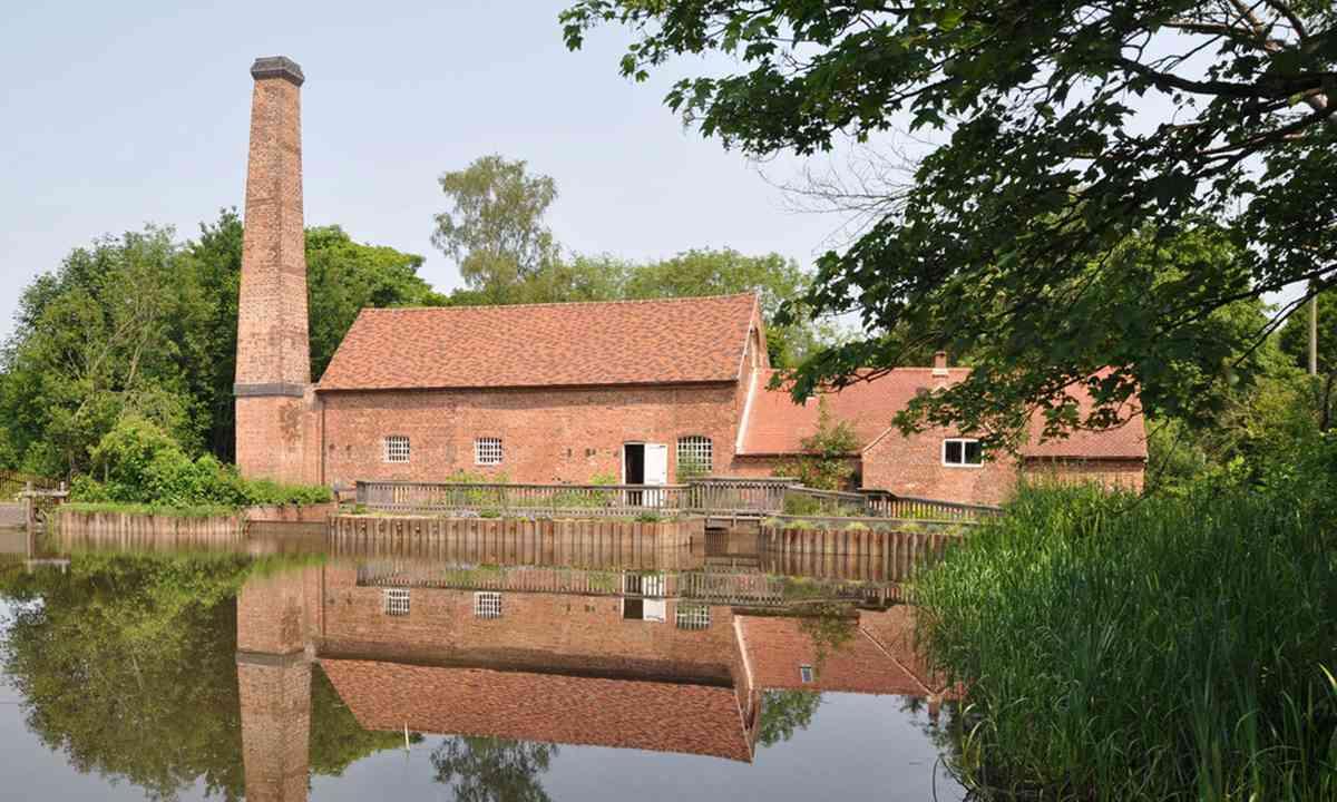 Sarehole Mill (Birmingham Museums)