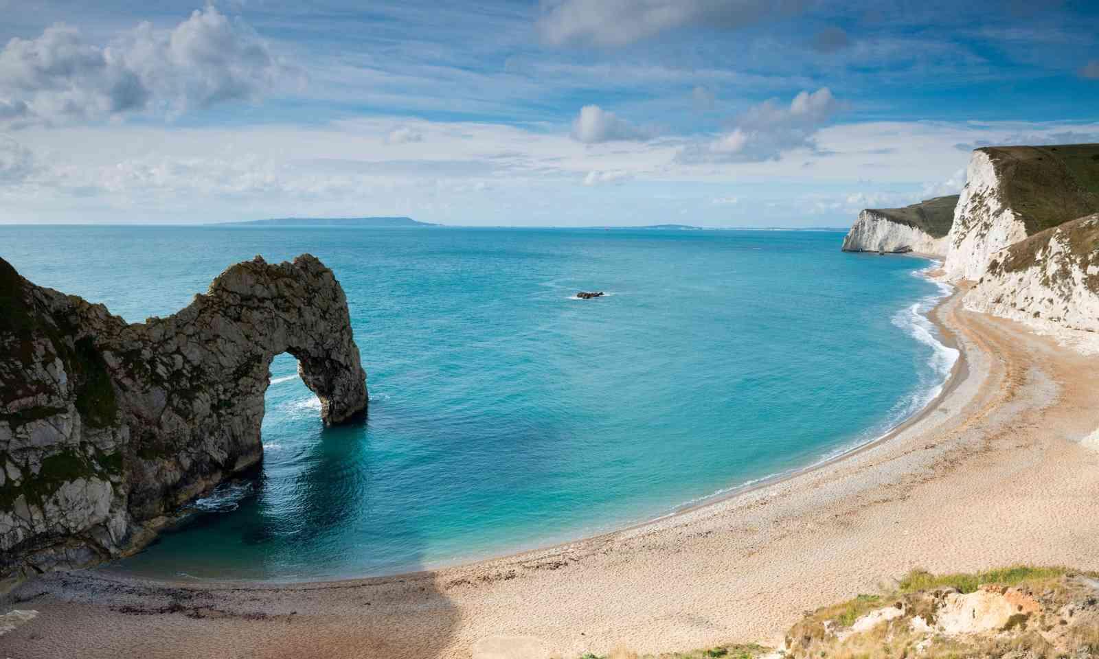 Durdle Door in Dorset (Shutterstock.com)