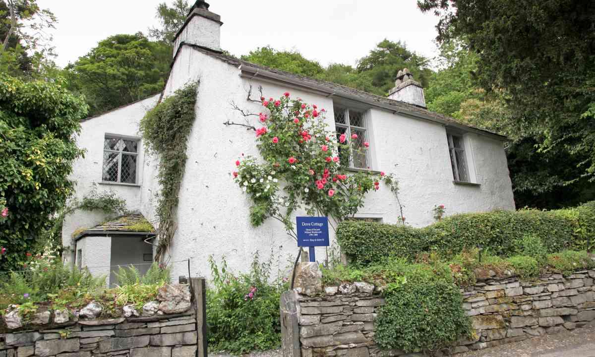 Dove Cottage (Dreamstime)