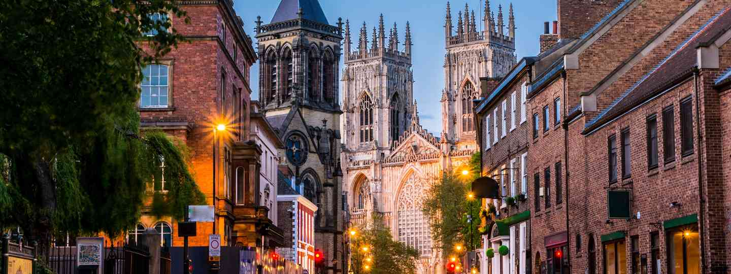 Early evening in York (Shutterstock.com. See main credit below)