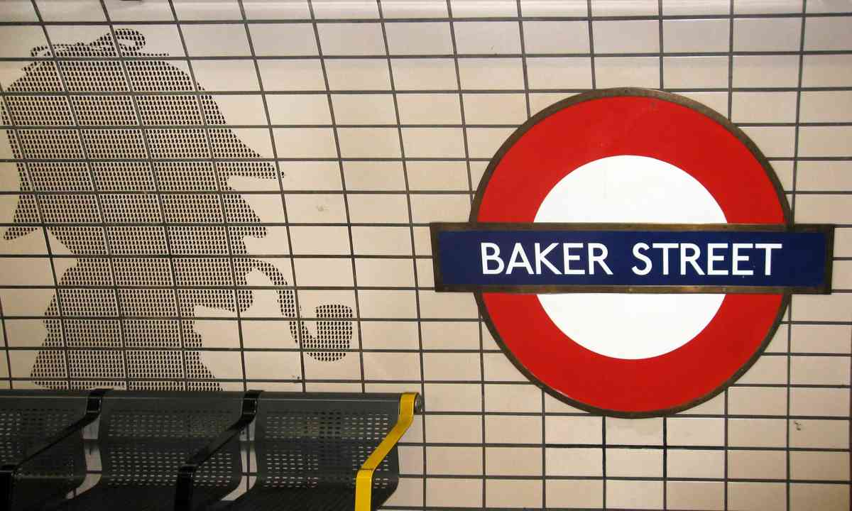 Baker Street tube station (Dreamstime)