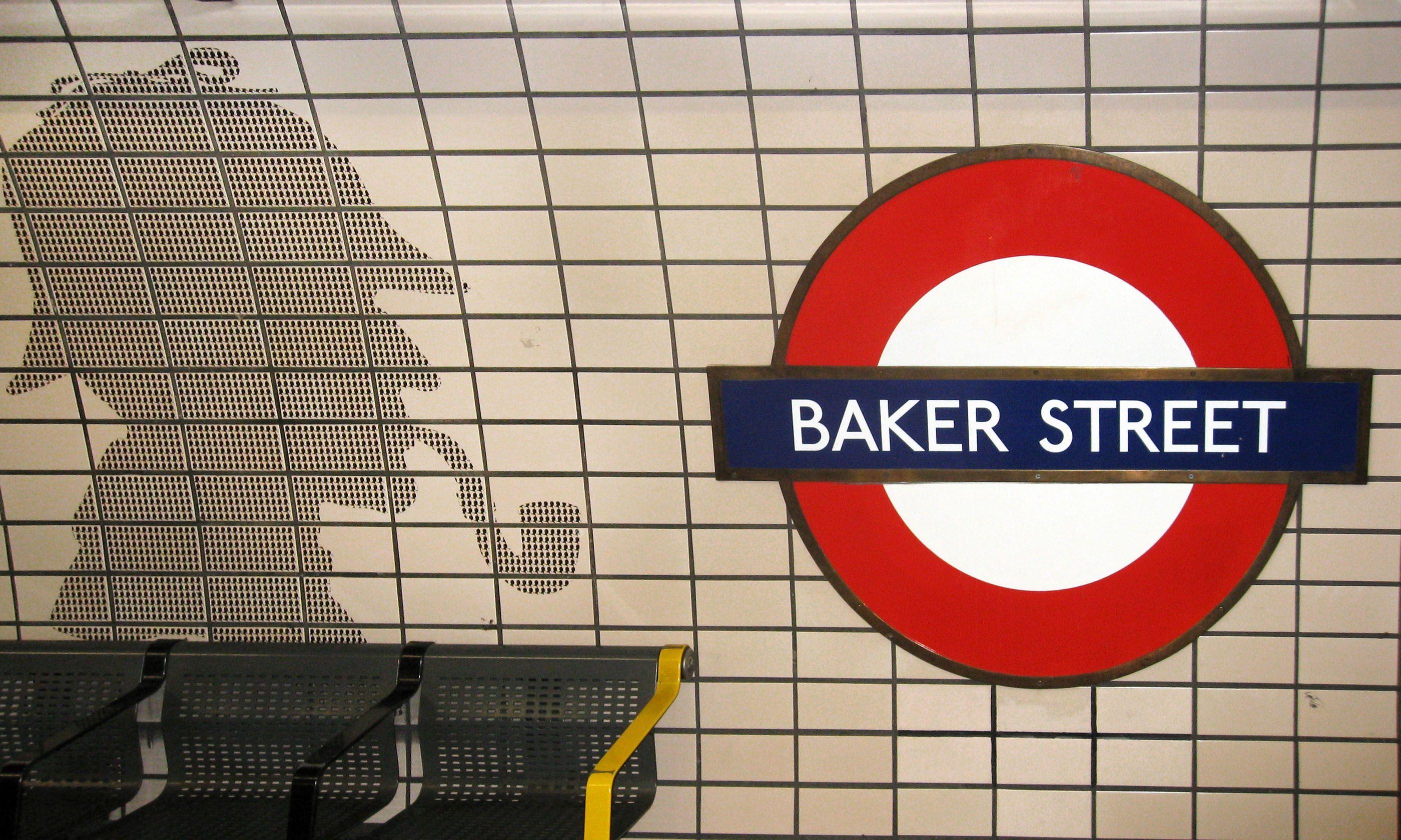 Baker Street tube station (Dreamstime)