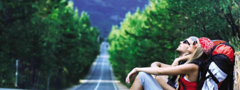 Hilary Bradt talks happy hitchiking (Dreamstime)
