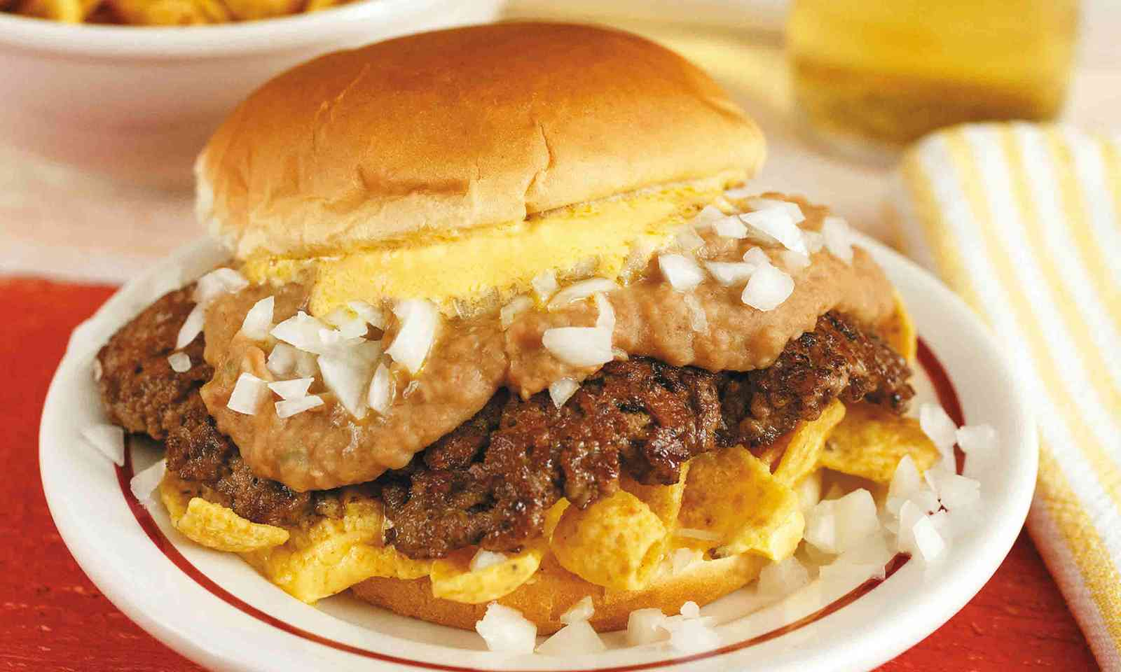 The San Antonio Beanburger