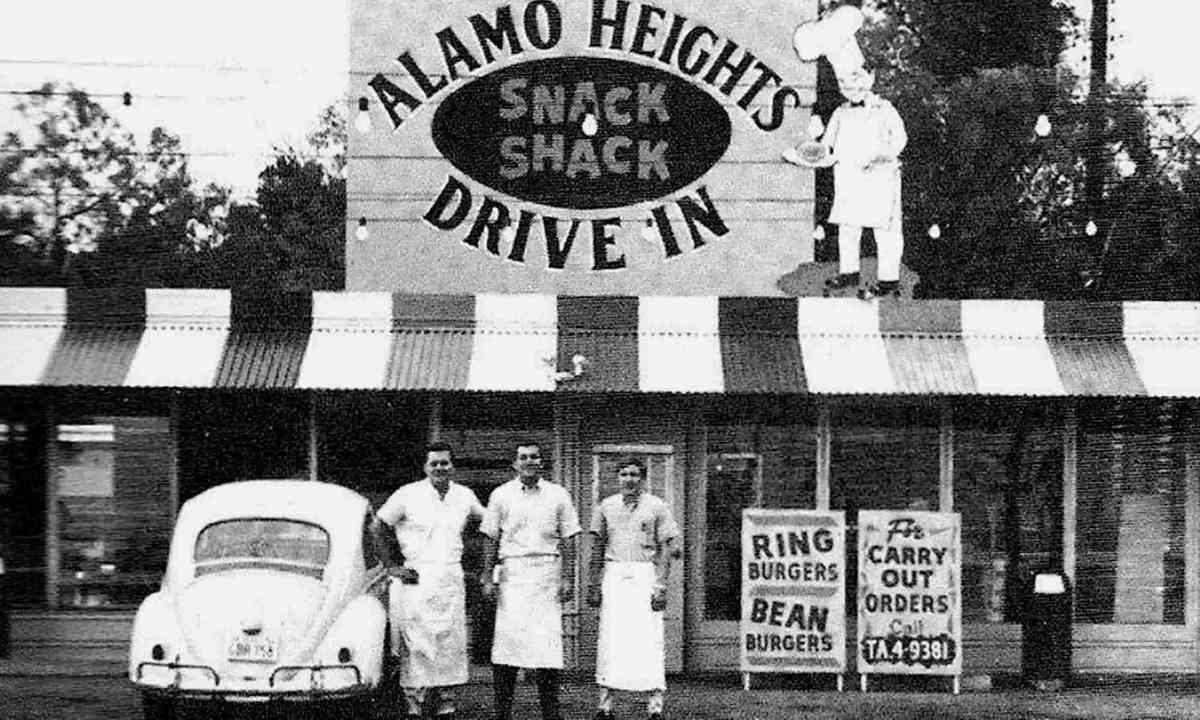 Sill's Snack Shack, San Antonio, Texas