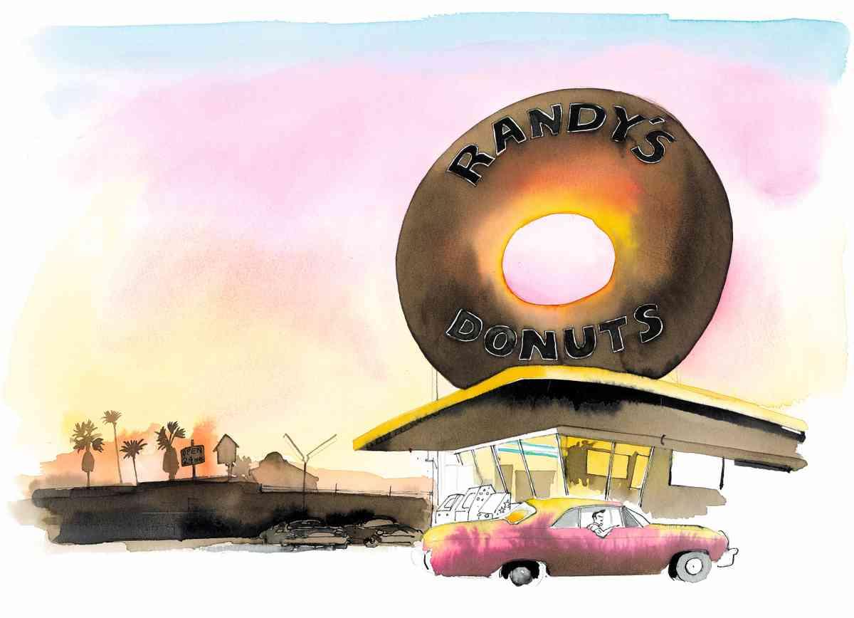 Randy's Donut (Michael Foreman)
