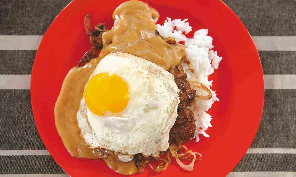 The Loco Moco