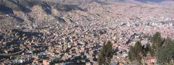 A city on top of the world: La Paz (Phillie Casablanca)