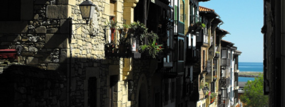Off The Map In Basque Country Wanderlust - Basque centers us map