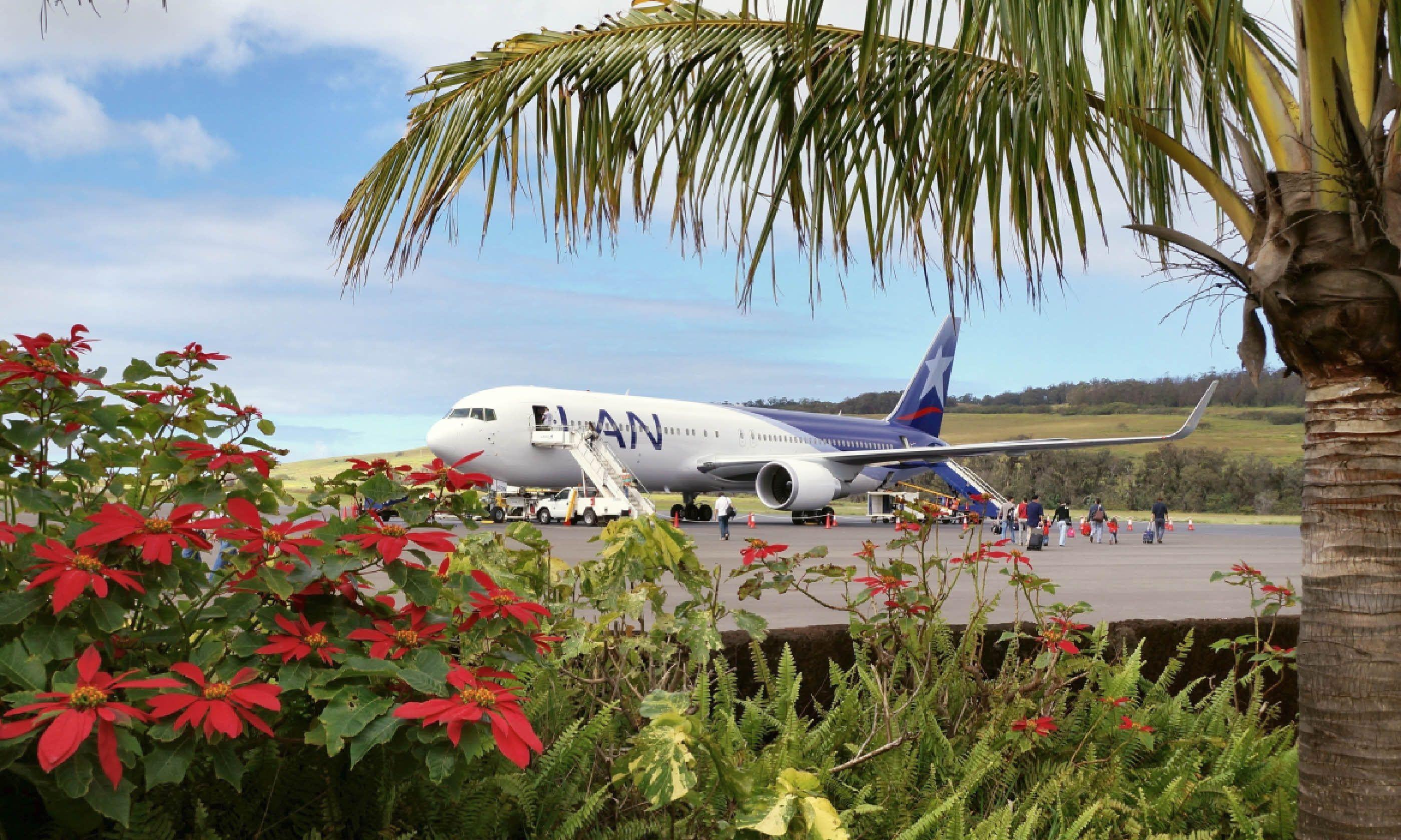 Easter Island Airport (Shutterstock)