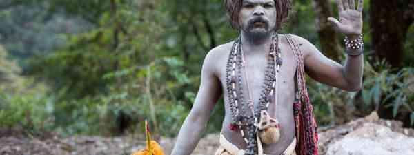 Sadhu in Rishikesh (Shutterstock)