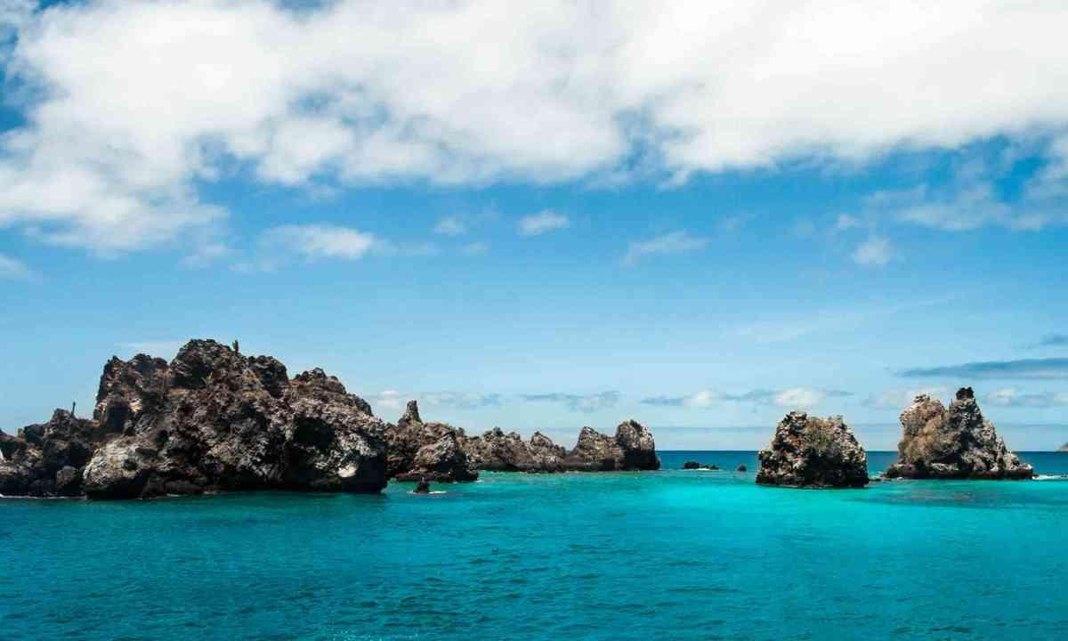 Devil's Crown, Galapagos Islands (Dreamstime)