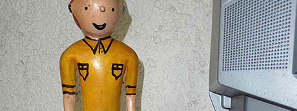Tintin in Kinshasa (Marie Javins)