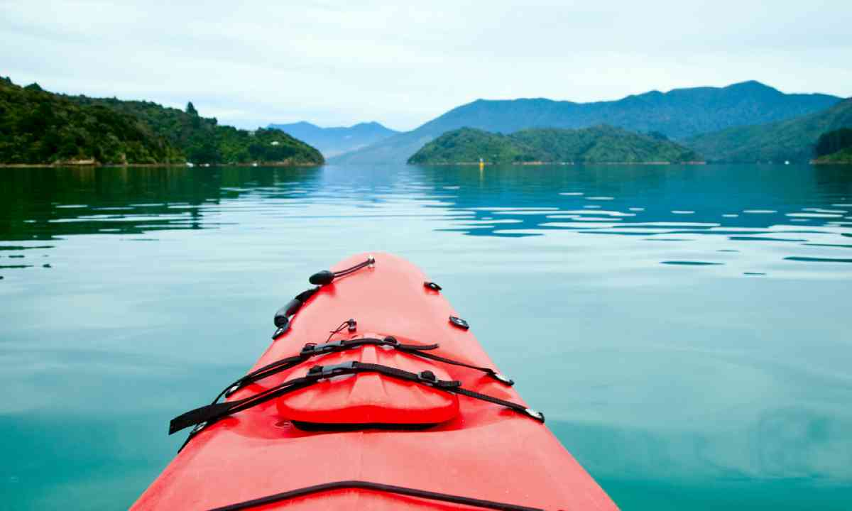 Marlborough Sounds, New Zealand (Shutterstock)
