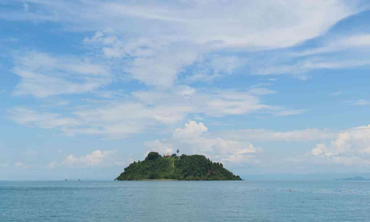Myeik Archipelago (Dreamstime)