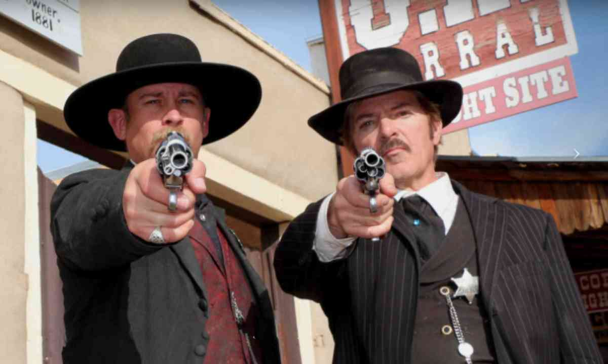 Shootout at the OK Corral (OK Corral.com)