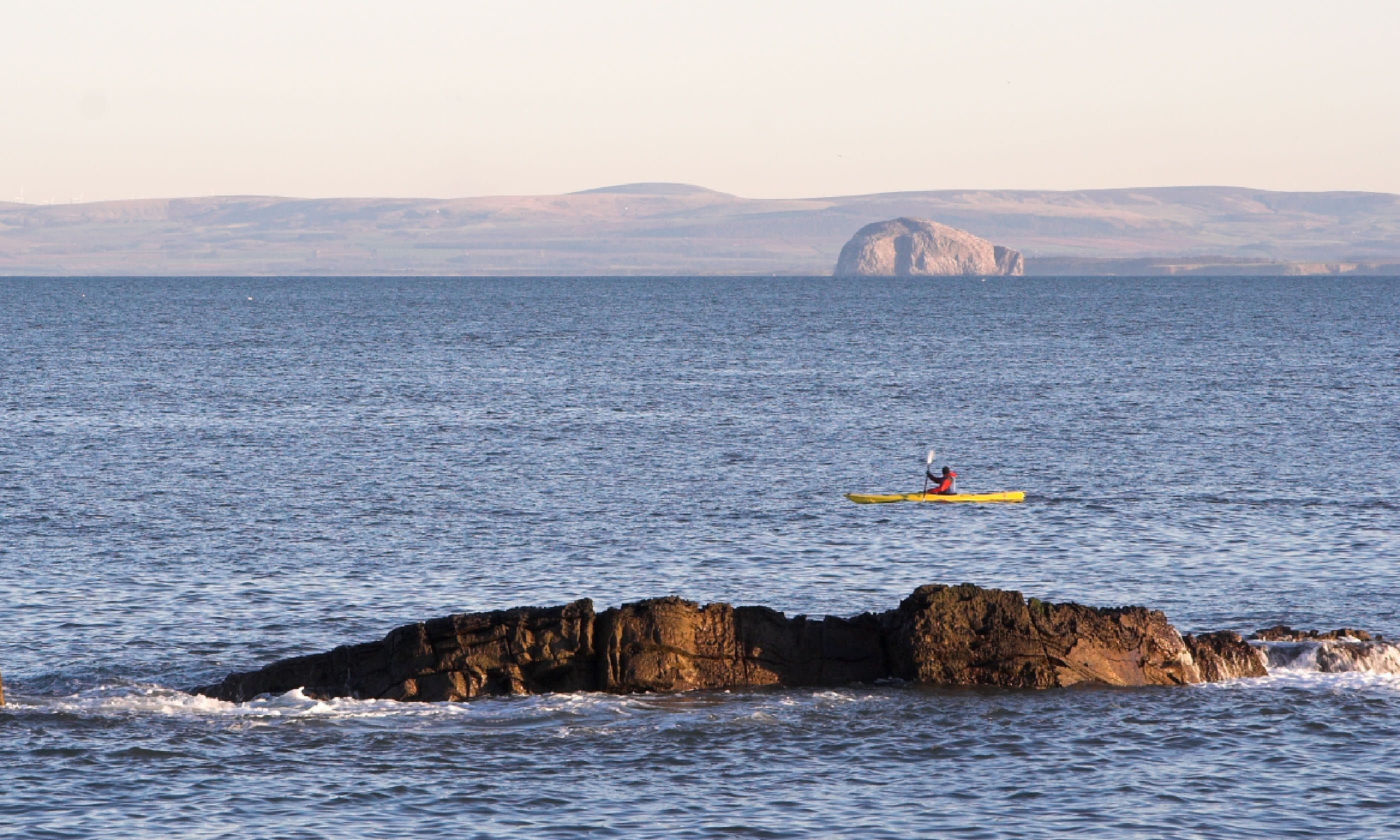 Sea kayaking, Scotland (Shutterstock)