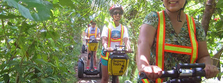 Jungle Segwaying (Adventure Tours Costa Rica)