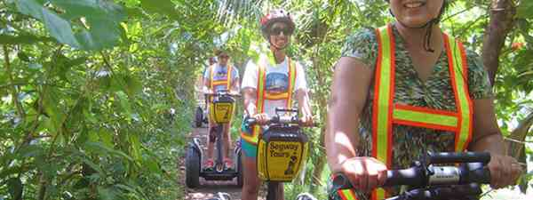 Jungle Segwaying (Adventure Tours Costa Rica)