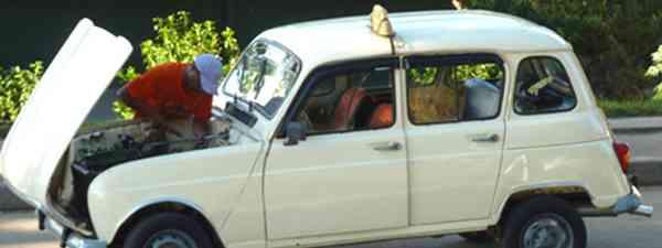 Taxi Brousse, Madagascar