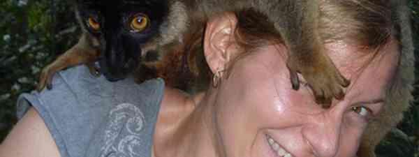 Lemur attack (Marie Javins)