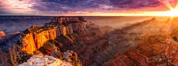 Grand Canyon (Shutterstock: see credit below)