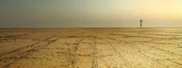 The desert in north-west India: Kutch (Flickr: anurag agnihotri)