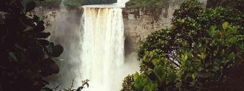 Kaietur Falls, Guyana (Paul Arps)