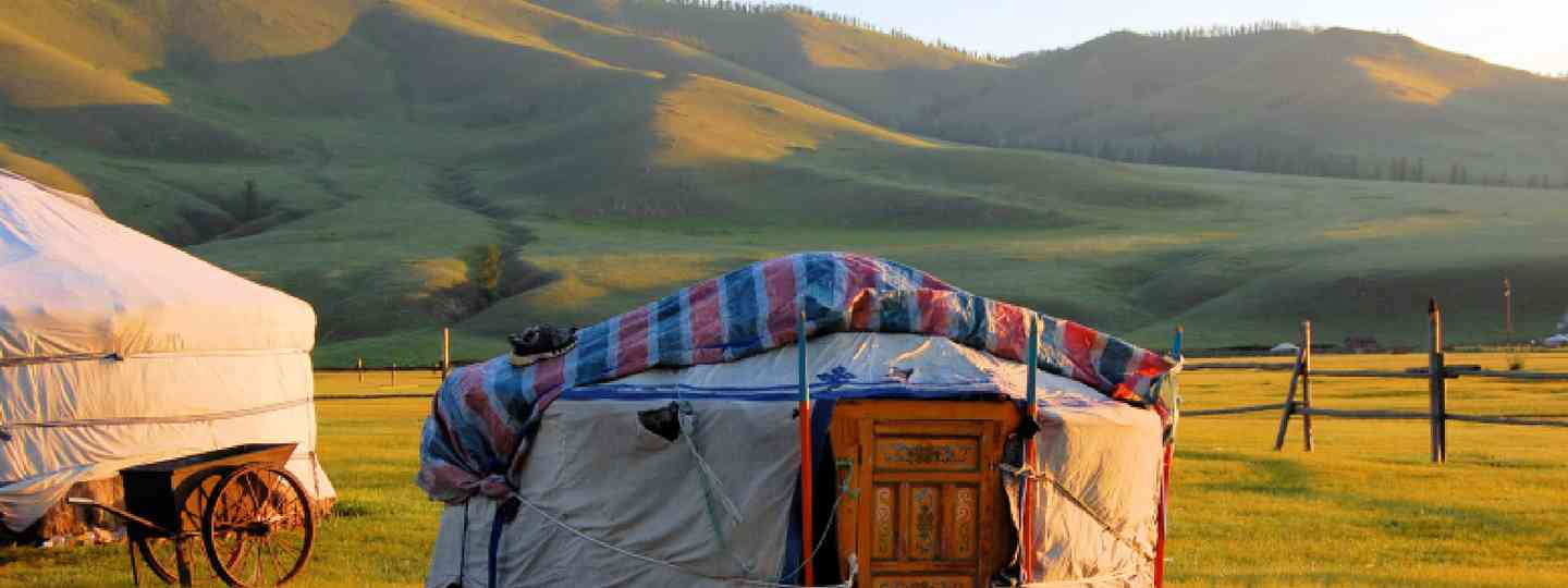 The ins and outs of visiting a Mongolian ger
