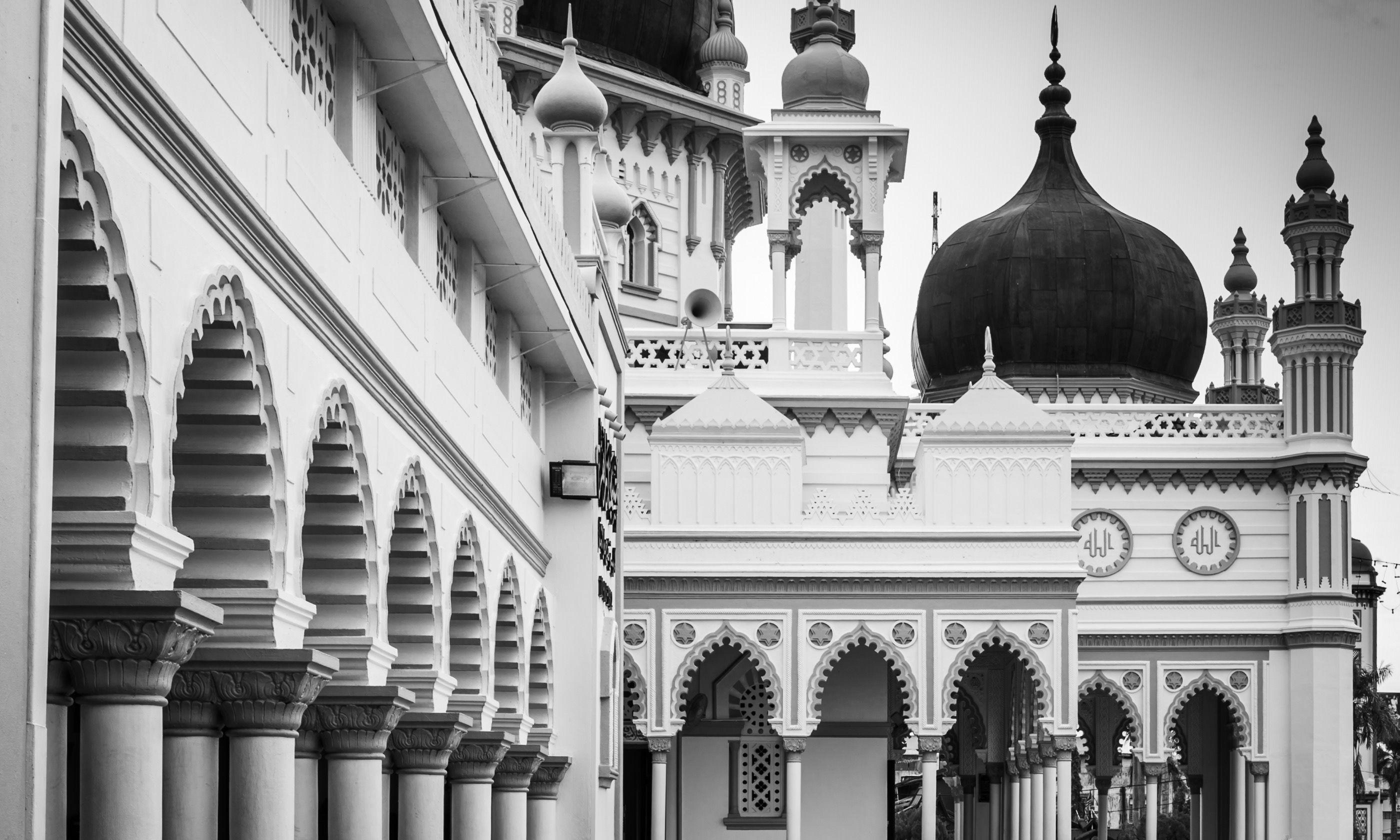 Zahir Mosque (Dreamstime)