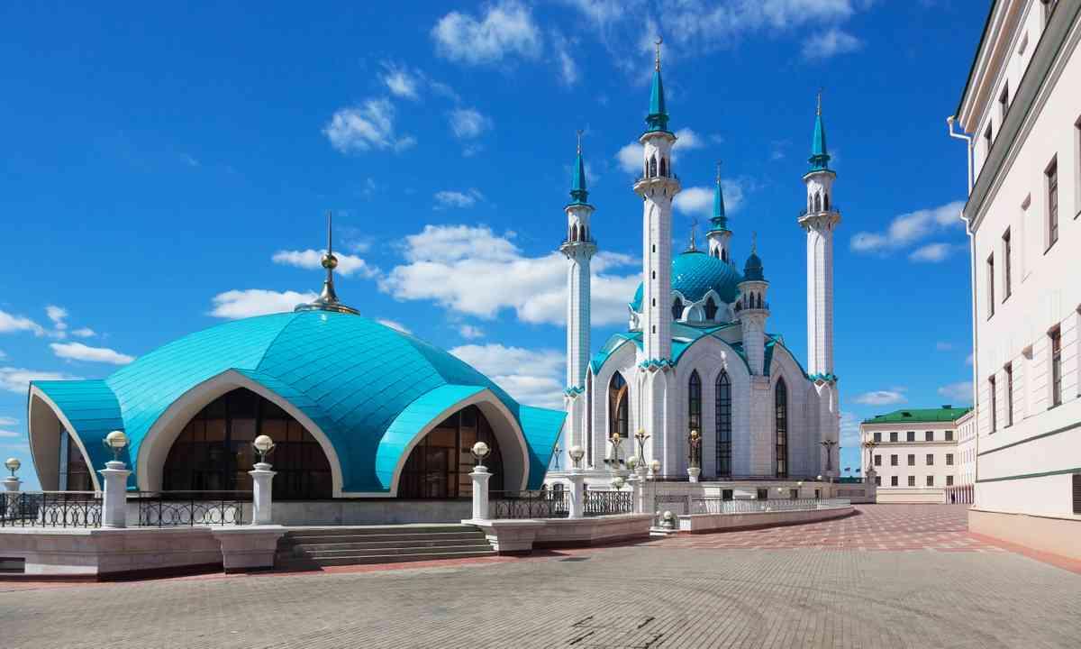 Qolşärif Mosque (Dreamstime)