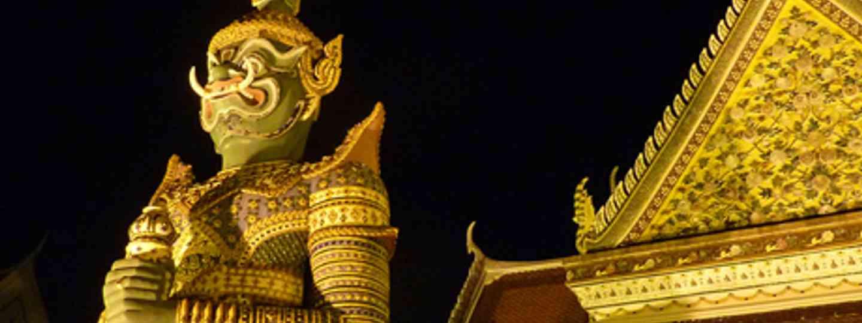 Bangkok by night (Marie Javins)