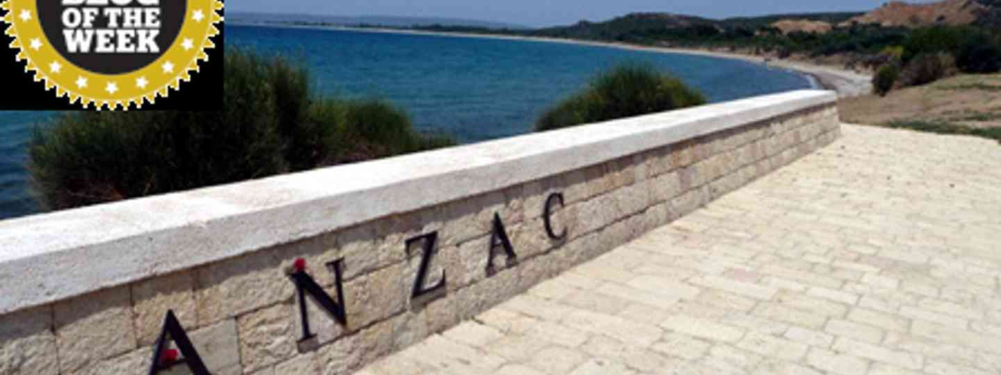 Anzac Cove (Teresa Curran)