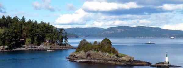 Salt Spring Island (Dreamstime)