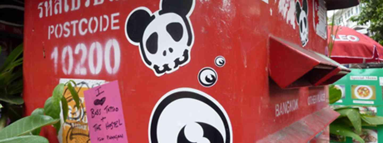 Panda Bin (Marie Javins)