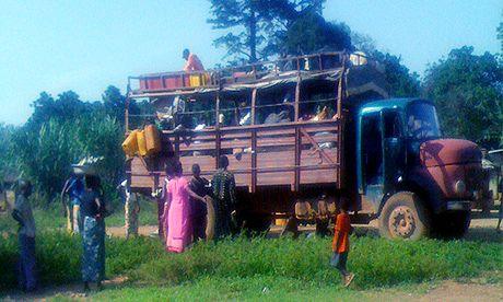 African truck