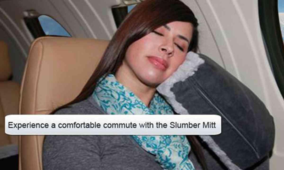 Slumber Mitt