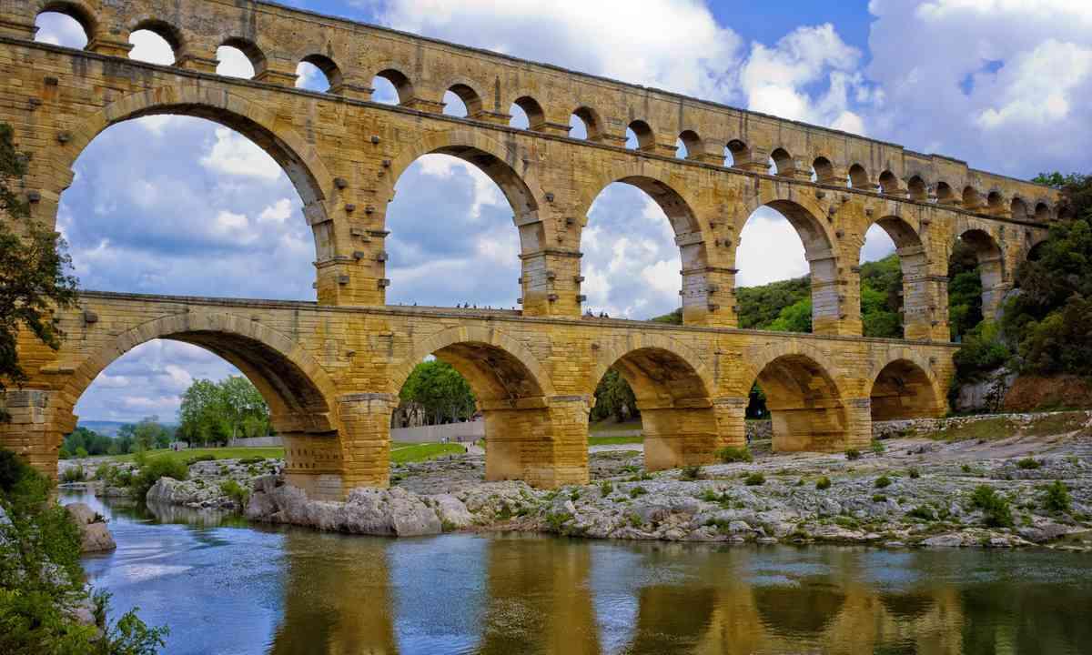 Pont du Gard (Dreamstime)