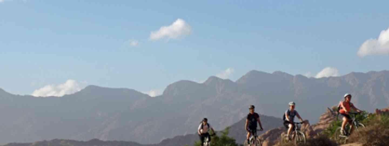 Mountain Biking in Morocco