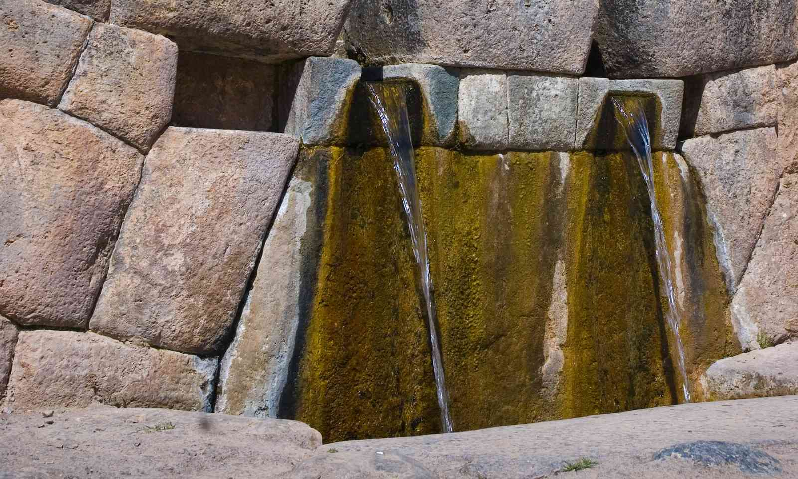 Bath of the Inca (Dreamstime)