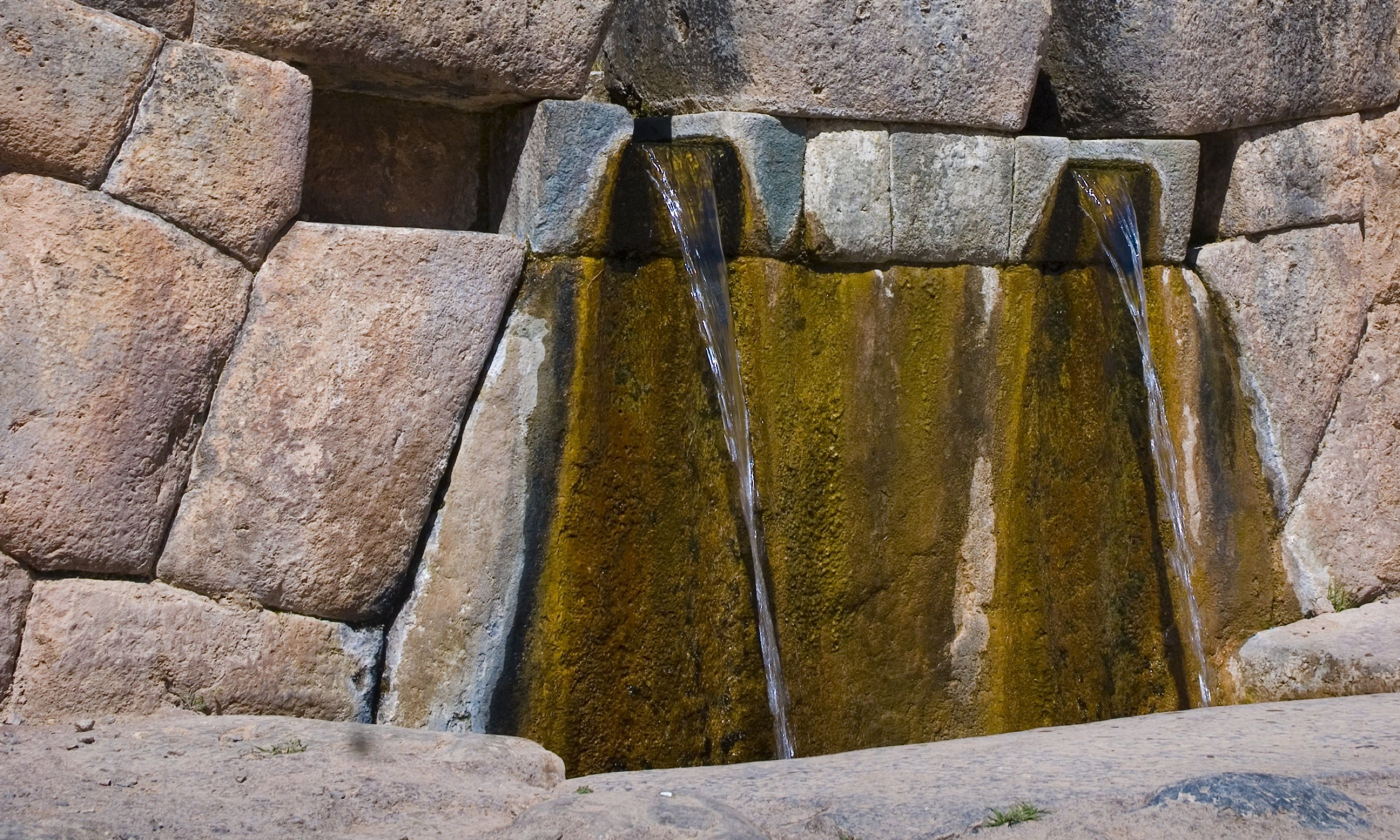 Bath of the Inca (Dreamstime)