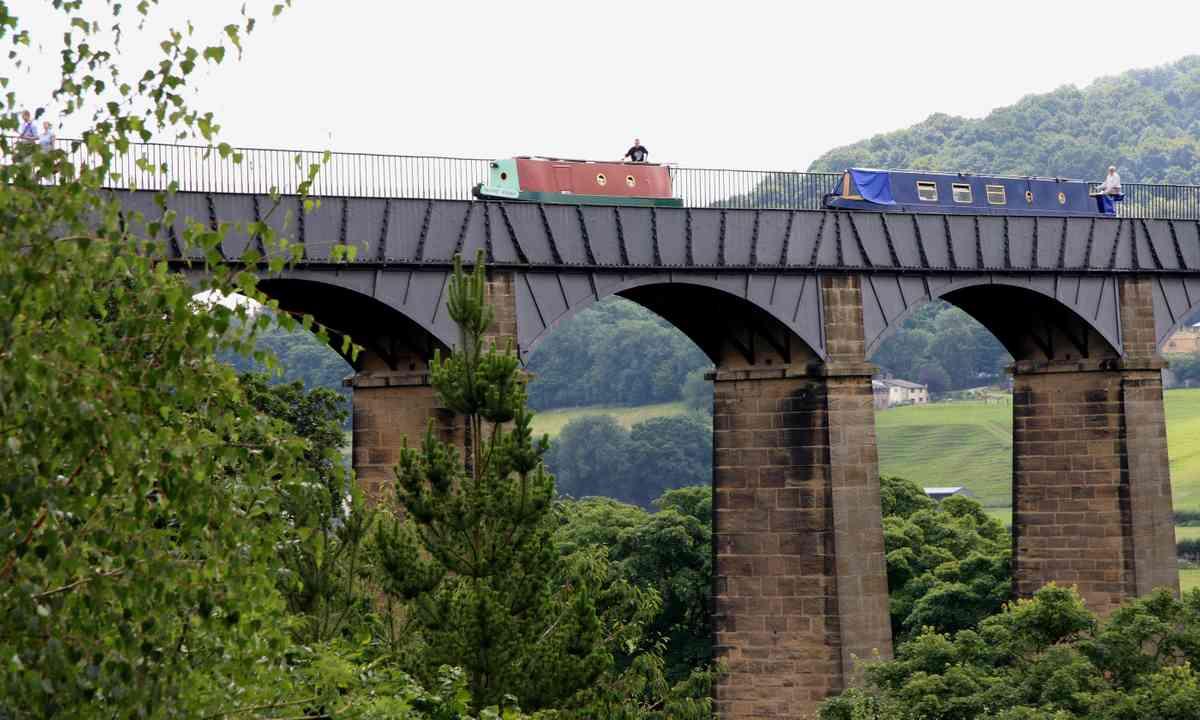 Pontcysyllte Aqueduct (Dreamstime)